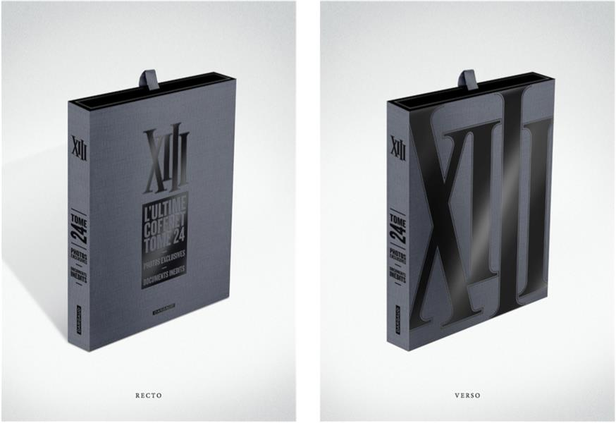 COFFRET XIII T24 + EX-LIBRIS