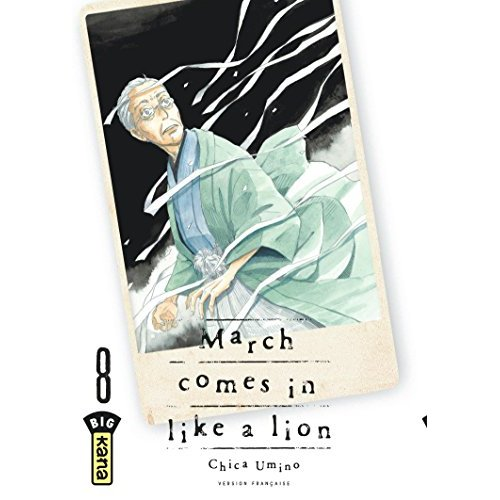 MARCH COMES IN LIKE A LION, TOME 8