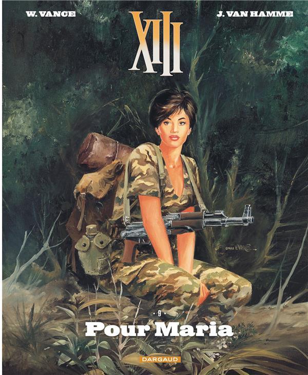 POUR MARIA - TREIZE (XIII) NOUVELLE EDITION - T9