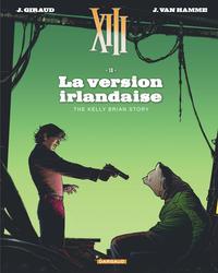 TREIZE (XIII) NOUVELLE EDITION - T18 - LA VERSION IRLANDAISE