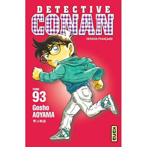 DETECTIVE CONAN, TOME 93