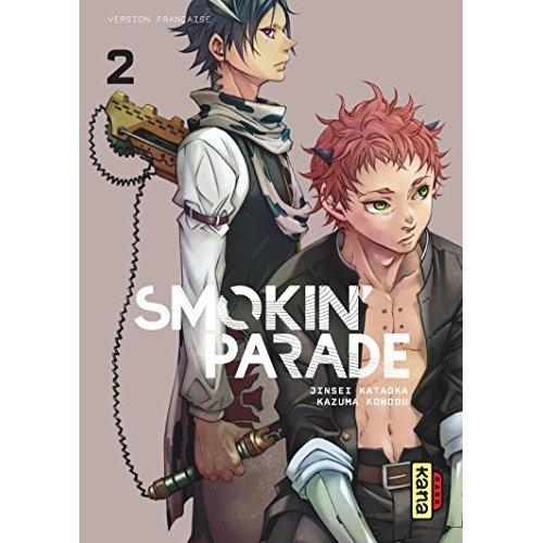 SMOKIN' PARADE, TOME 2