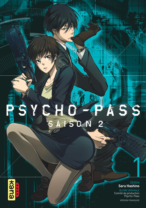 PSYCHO-PASS CYCLE 2 T1