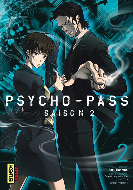 PSYCHO-PASS CYCLE 2 T2