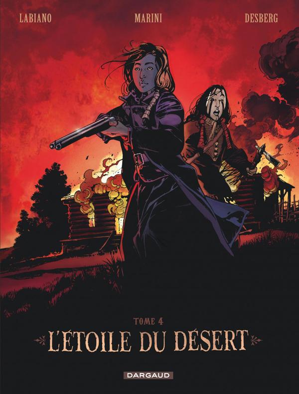 L'ETOILE DU DESERT T4 L'ETOILE DU DESERT 4