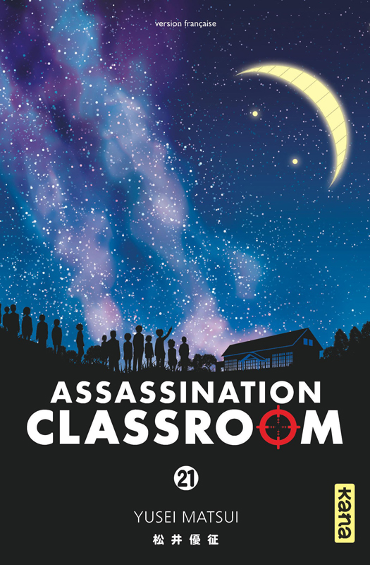 ASSASSINATION CLASSROOM, TOME 21
