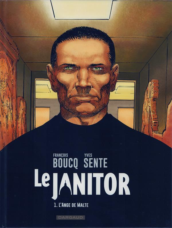 JANITOR T1 L'ANGE DE MALTE-REEDITION