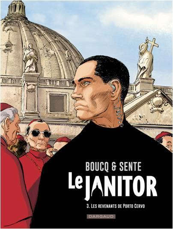 JANITOR T3 REVENANTS DE PORTO CERVO-REEDITION