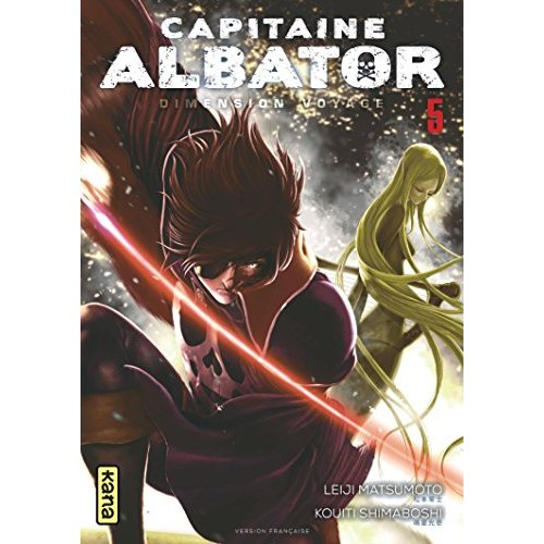 CAPITAINE ALBATOR - DIMENSION VOYAGE T5