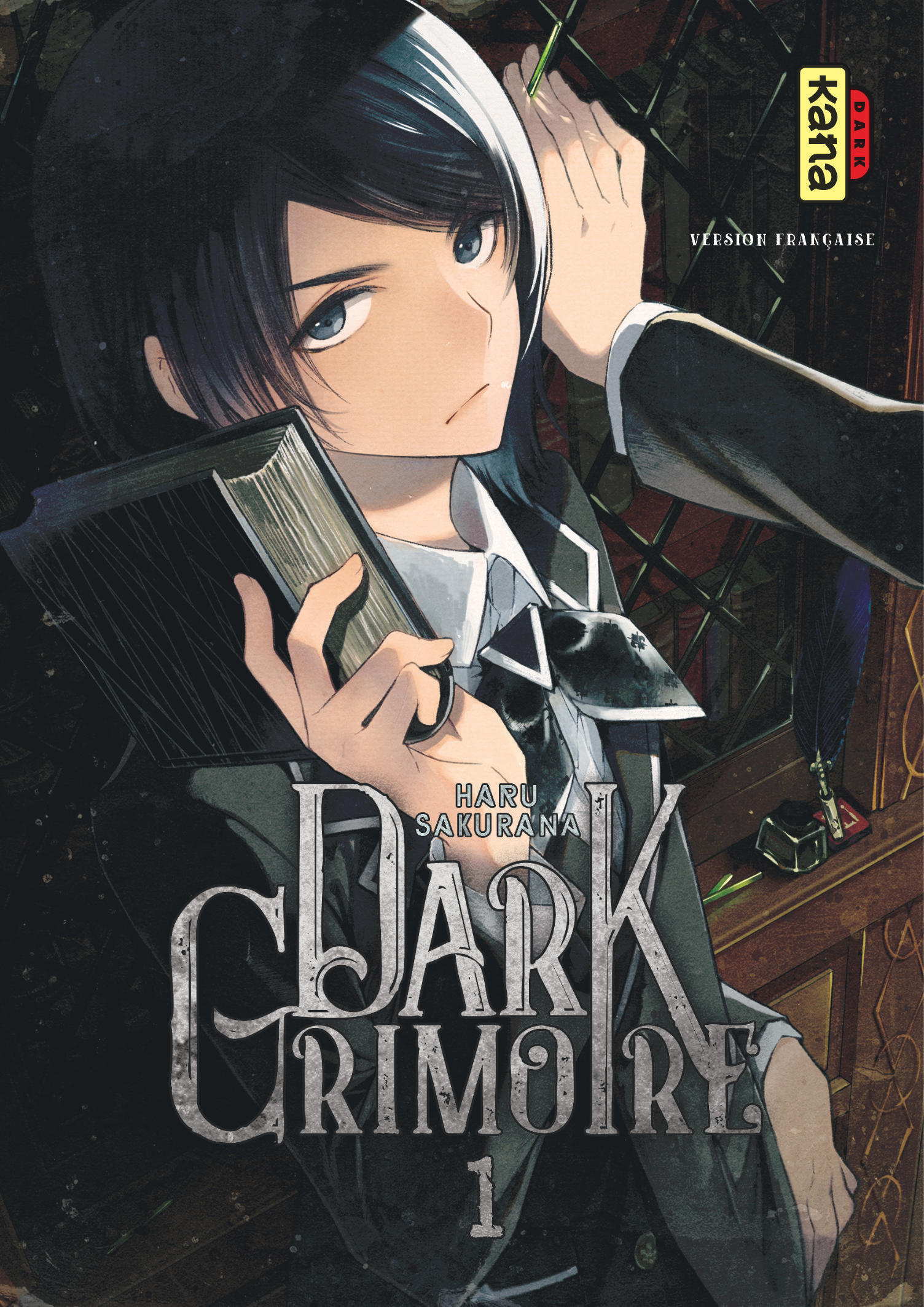 DARK GRIMOIRE, TOME 1