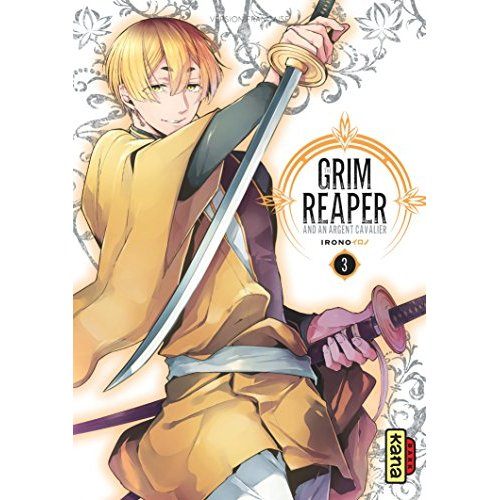 THE GRIM REAPER AND AN ARGENT CAVALIER, TOME 3