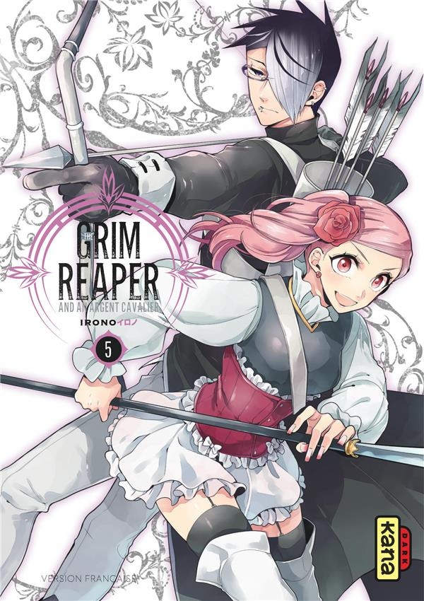 THE GRIM REAPER AND AN ARGENT CAVALIER, TOME 5