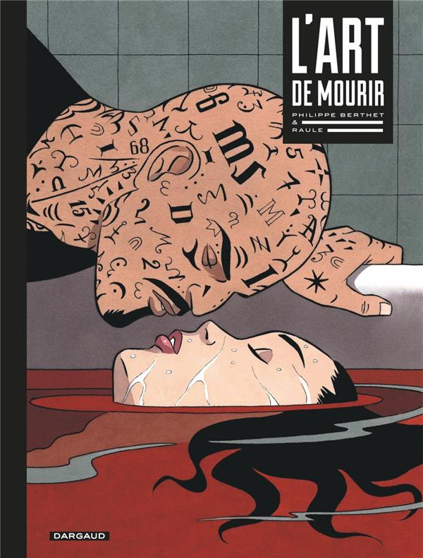 L'ART DE MOURIR - TOME 0 - ART DE MOURIR (L') - ONE-SHOT