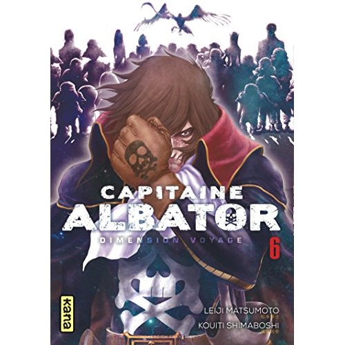 CAPITAINE ALBATOR DIMENSION VOYAGE, TOME 6