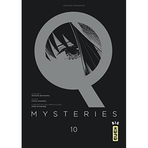 Q MYSTERIES, TOME 10
