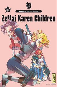 ZETTAI KAREN CHILDREN, TOME 35