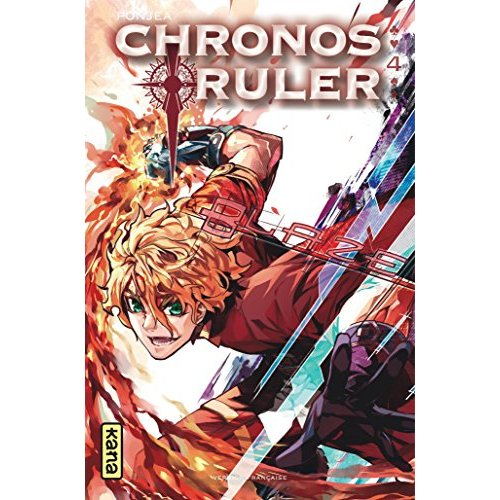 CHRONOS RULER, TOME 4