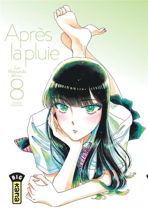 APRES LA PLUIE, TOME 8