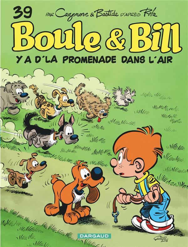 BOULE & BILL - TOME 39 - Y A D'LA PROMENADE DANS L'AIR