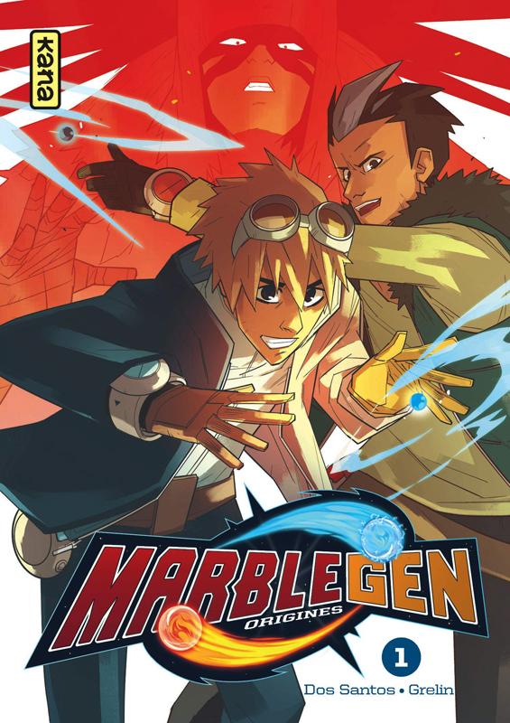 MARBLEGEN, TOME 1