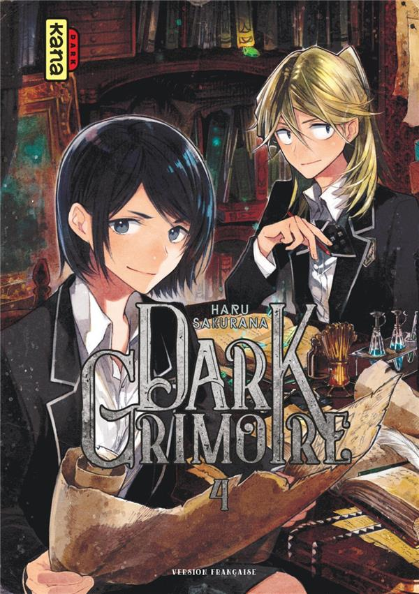 DARK GRIMOIRE, TOME 4