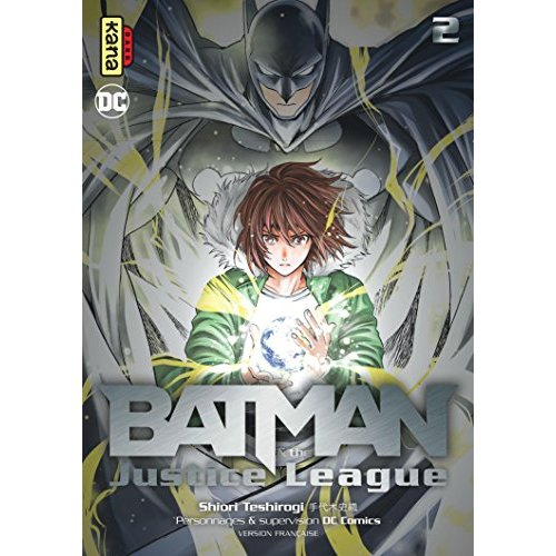 BATMAN AND THE JUSTICE LEAGUE, TOME 2