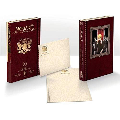 MORIARTY THE PATRIOT T1 COFFRET COLLECTOR
