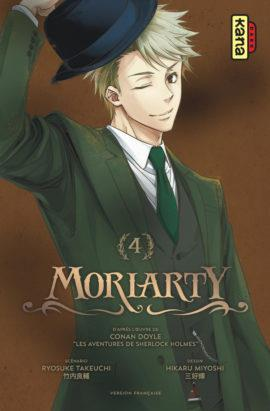 MORIARTY, TOME 4