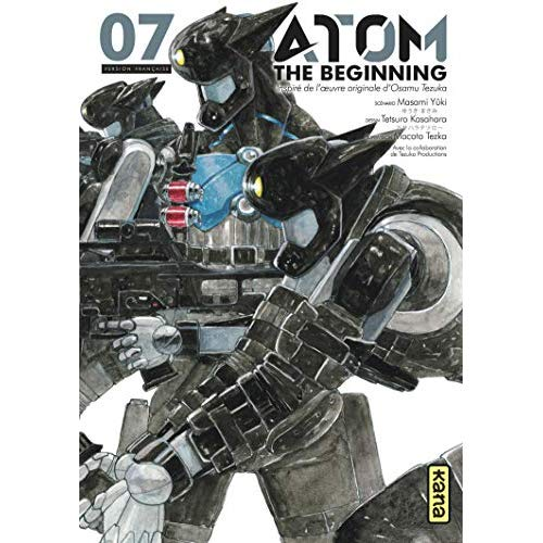 ATOM THE BEGINNING, TOME 7