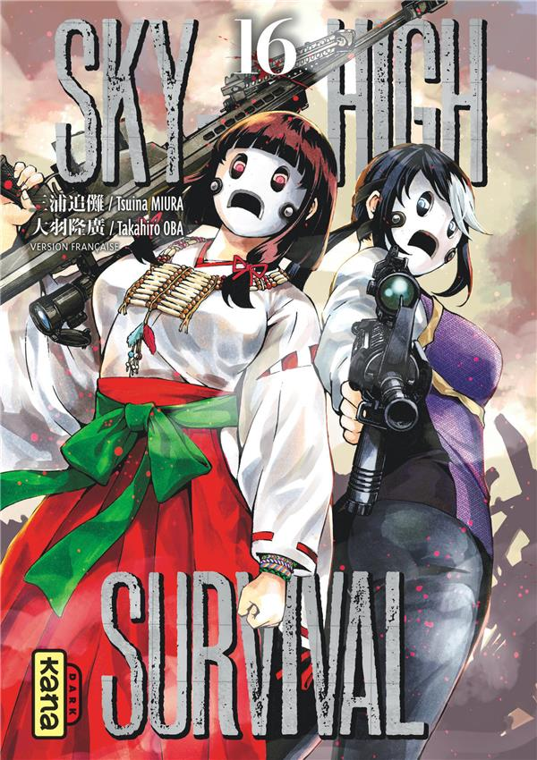 SKY-HIGH SURVIVAL, TOME 16
