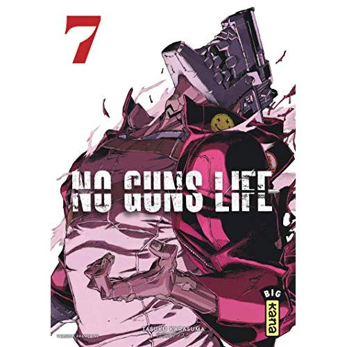 NO GUNS LIFE, TOME 7