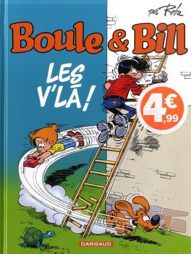 HORS COLLECTION SBB - BOULE & BILL - TOME 25 - 22 ! V'LA BOULE ET BILL ! (LES V'LA !)