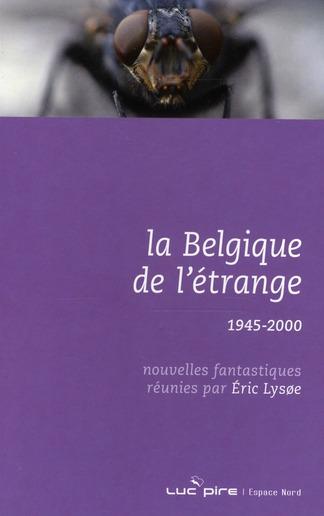 LA BELGIQUE DE L'ETRANGE - 1945-2000
