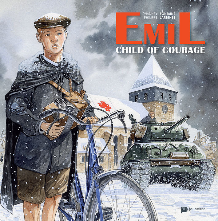 EMIL, CHILD OF COURAGE - VERSION ANGLAISE