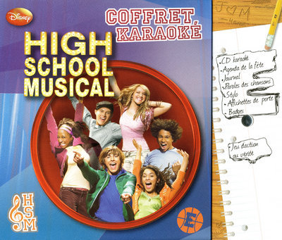 COFFRET KARAOKE HIGH SCHOOL MU