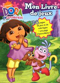 LIV DE JEUX DORA EXPLORATRICE