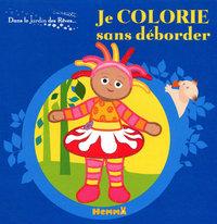 JE COLORIE SS DEBORD JARD REVE