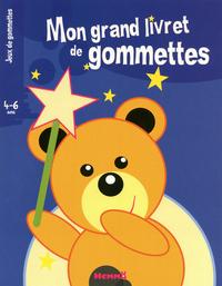 MON GRAND LIVRET DE GOMMETTES