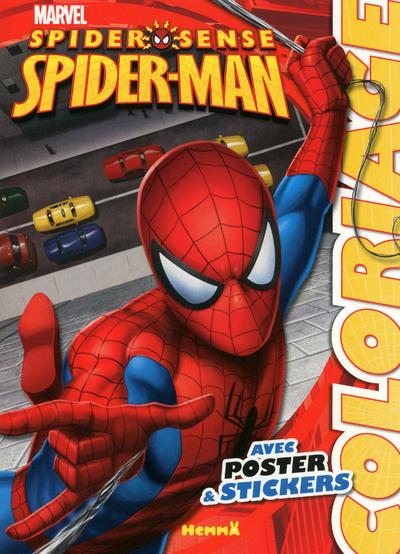SPIDER SENSE SPIDER-MAN MARVEL
