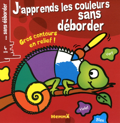 J'APPRENDS COULEURS SS DEBORD