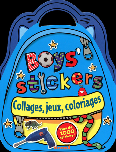 BOYS' STICKERS