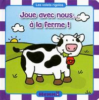 JOUE AVEC NOUS... A LA FERME !
