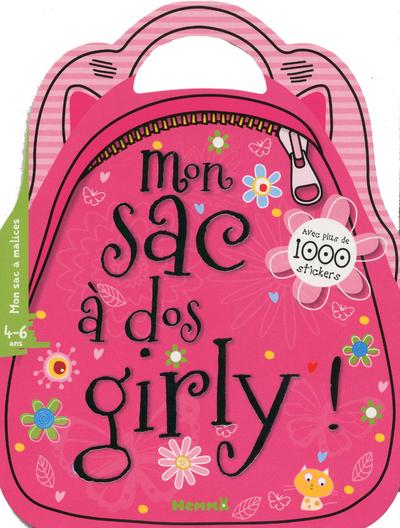 MON SAC A DOS GIRLY !