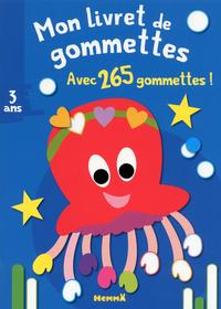 MON LIVRET DE GOMMETTES (PIEUV