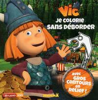 VIC LE VIKING JE COLORIE SANS