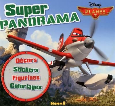 PLANES 2 SUPER PANORAMA