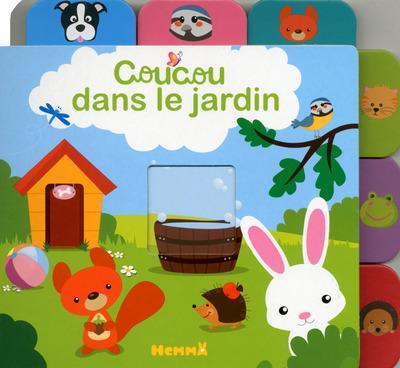 COUCOU DANS LE JARDIN