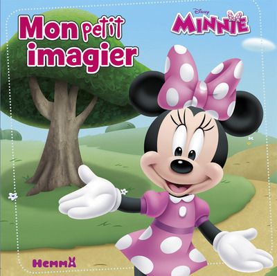 DISNEY MINNIE JUNIOR MON PETIT IMAGIER