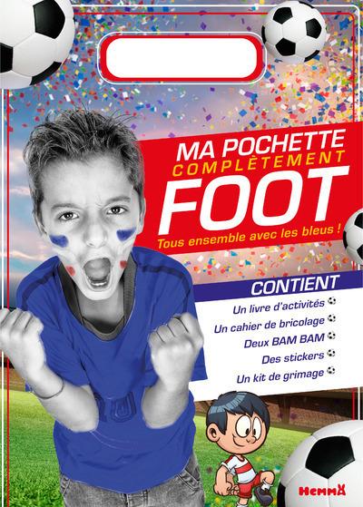MA POCHETTE COMPLETEMENT FOOT !