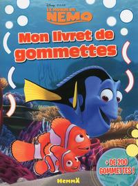 LE MONDE DE NEMO MON LIVRET DE GOMMETTES (NEMO)
